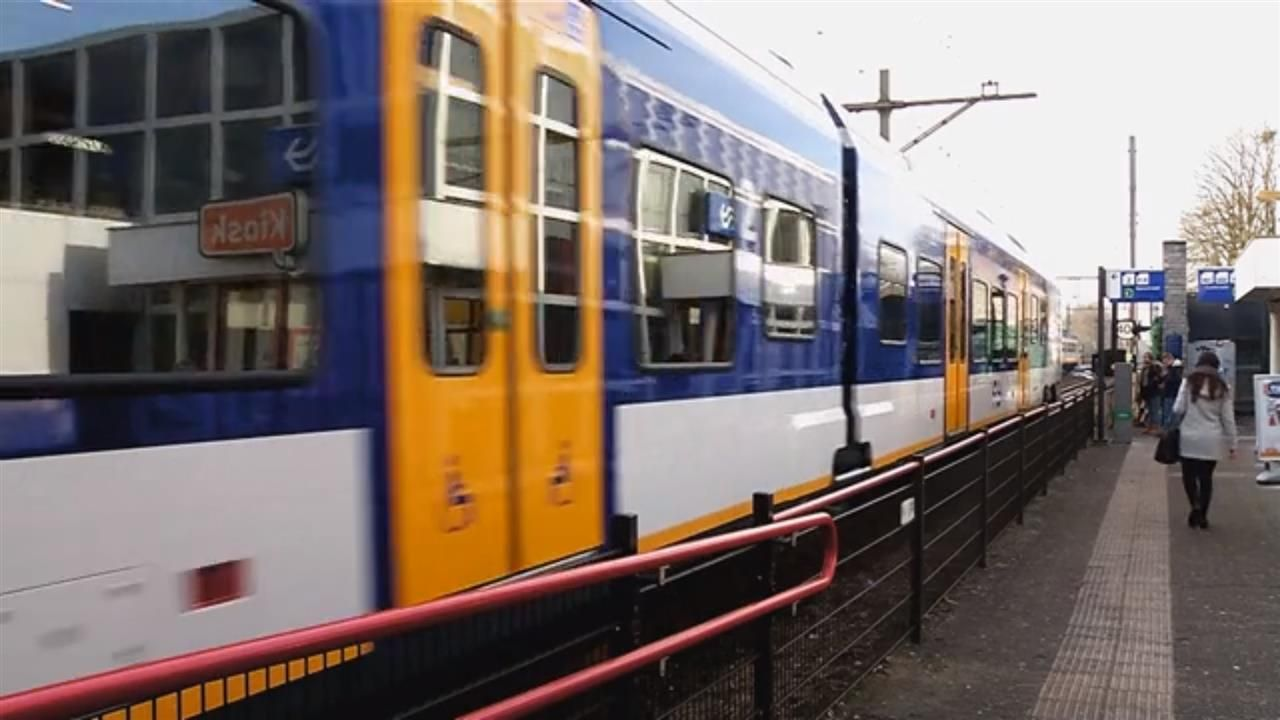 Geen treinen tussen Oss en Wijchen