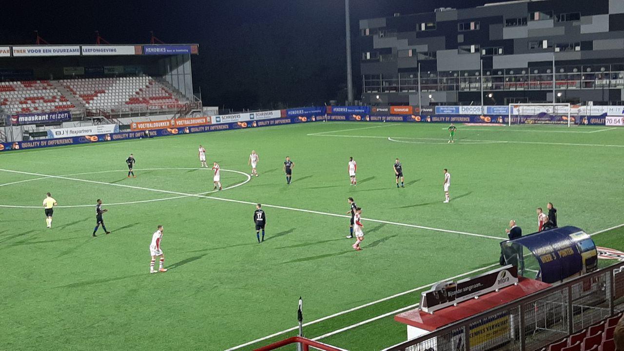 TOP Oss zet derby tegen FC Den Bosch naar de hand