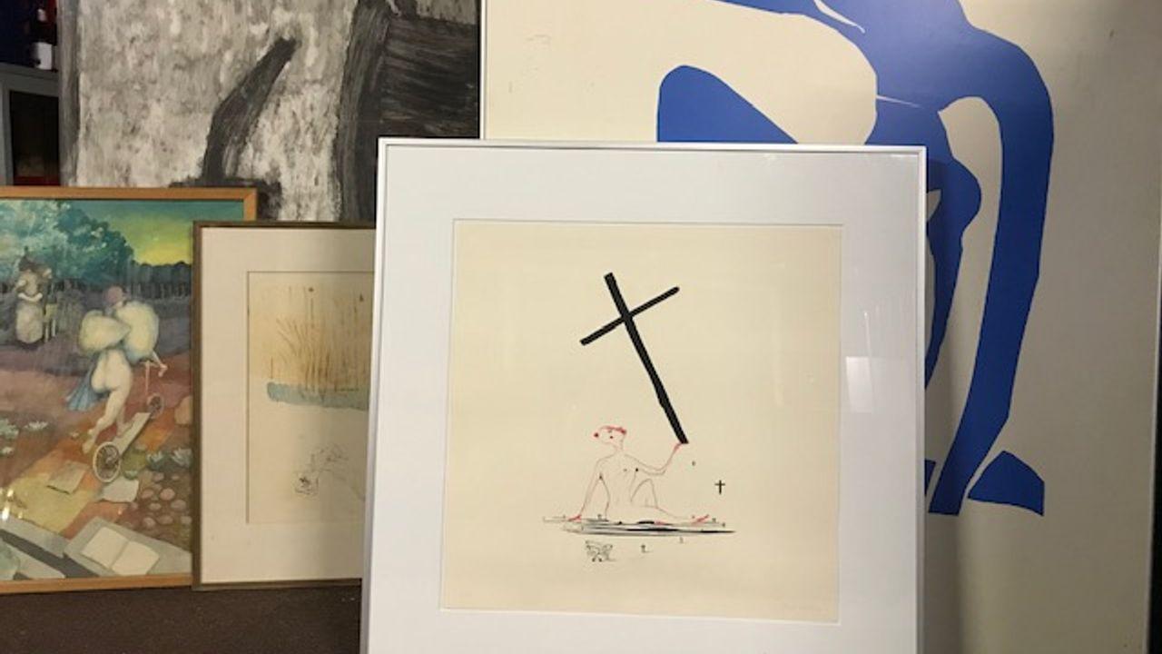 Nog geen stormloop op teruggave kunstwerken gemeente Uden
