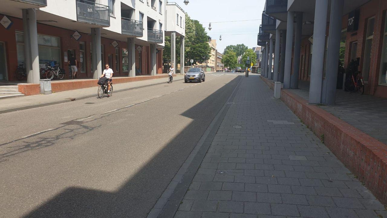 Van Berckelstraat wordt fietsstraat, tot blijdschap van omwonenden: 'Heel goed besluit'