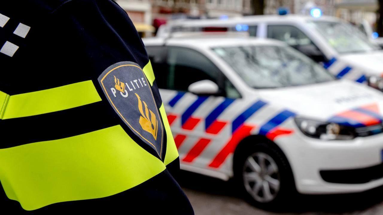Politie pakt met mes zwaaiende man op in Den Bosch