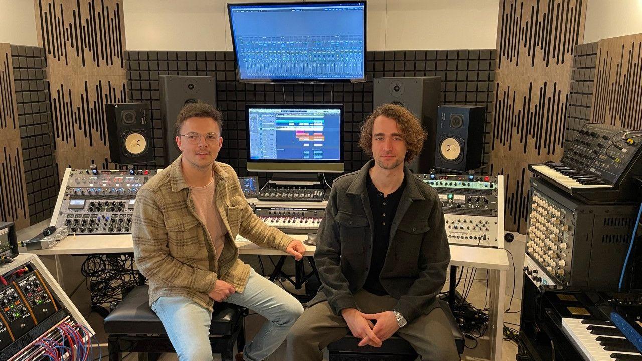 Bossche componist Wouter Hardy stevent opnieuw af op winst tijdens het Eurovisie Songfestival