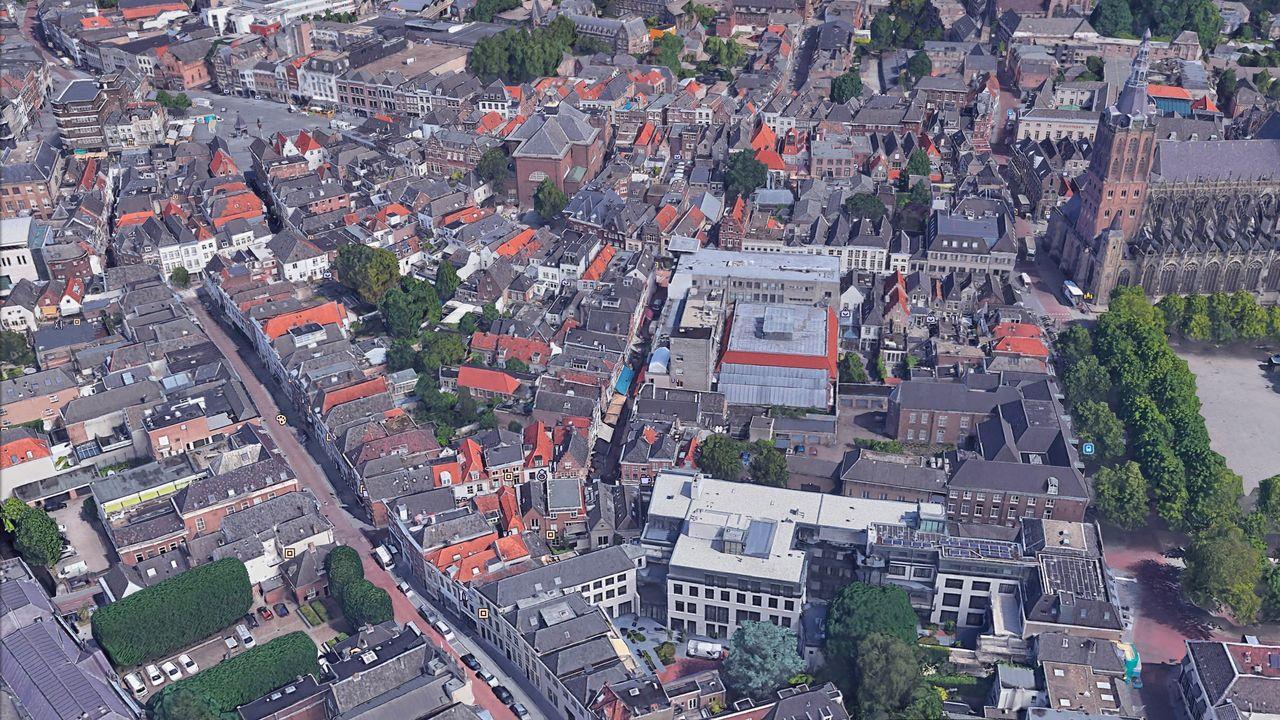 Enorme lijst met extra terrassen Den Bosch
