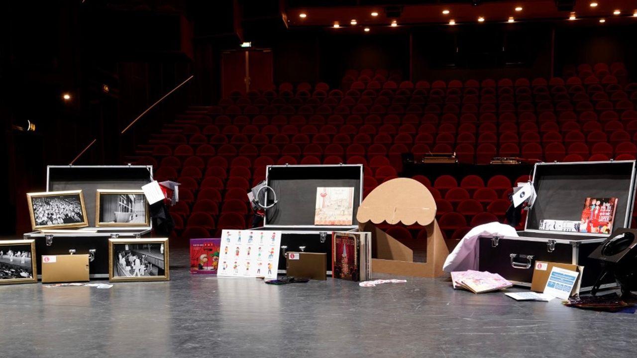 Theaterkisten maken theater op locatie in Oss mogelijk
