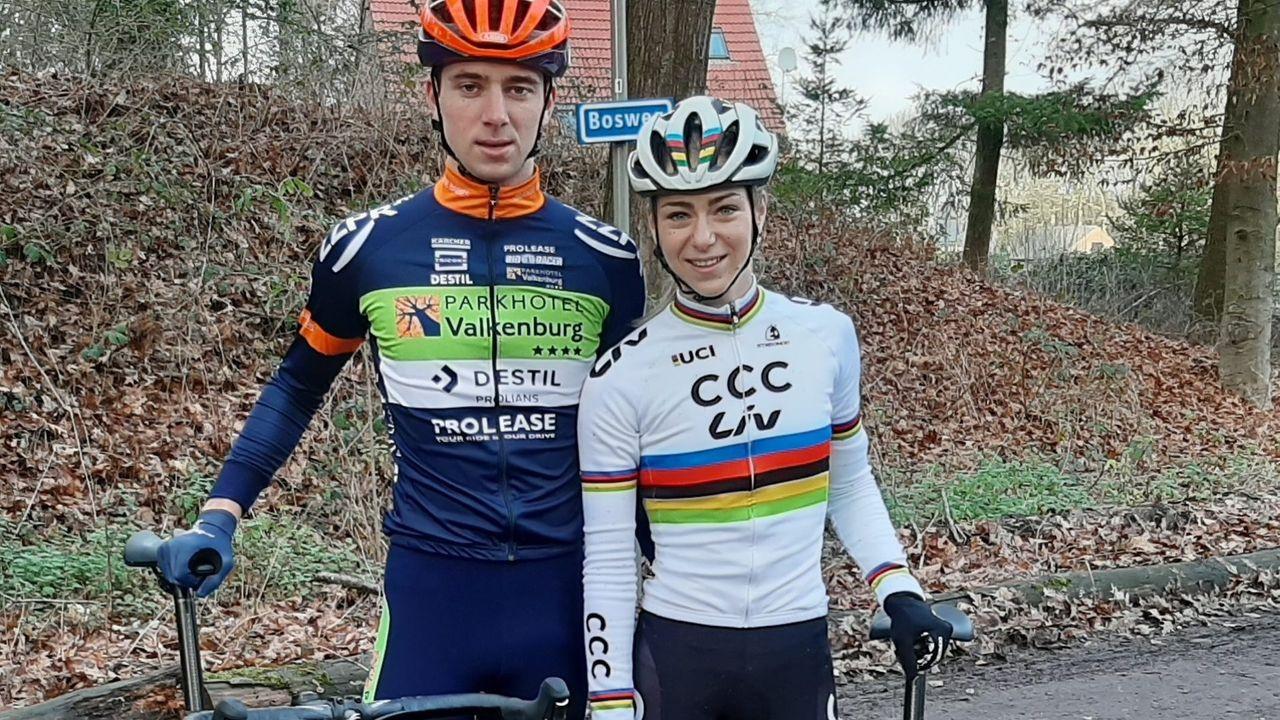 Hertest wielrenner Inge van der Heijden uit Schaijk negatief