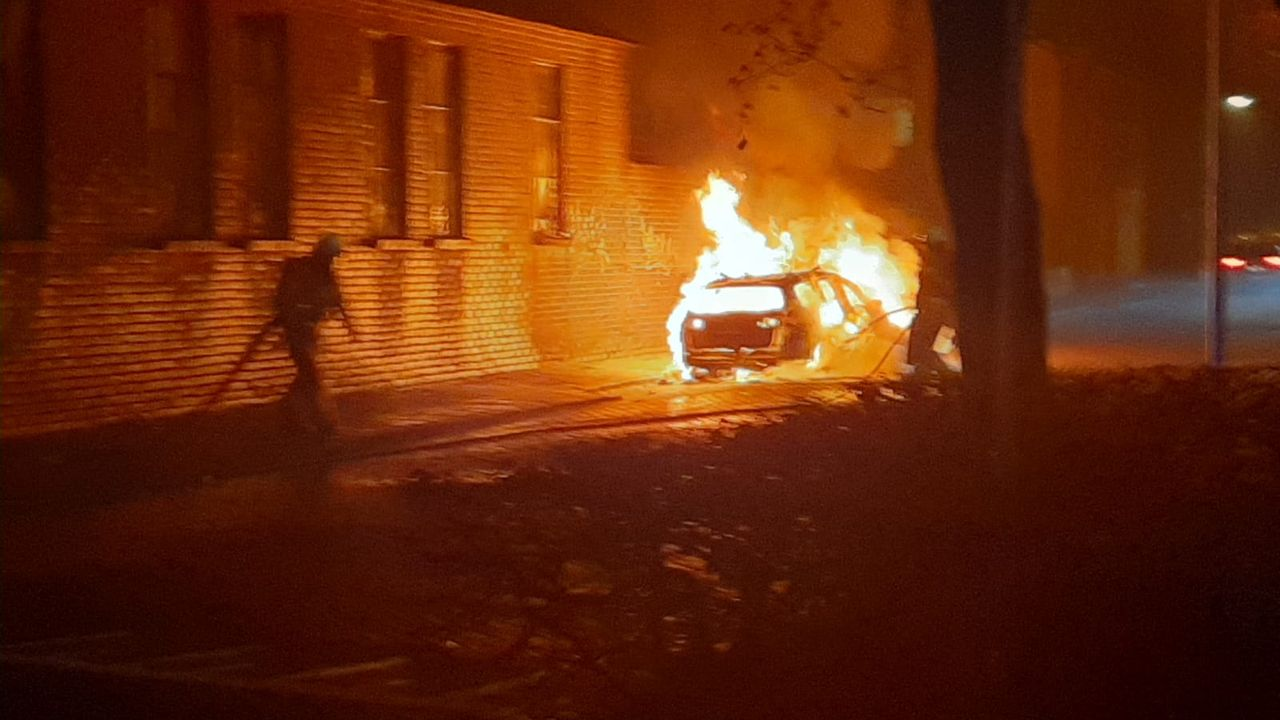 Brandweer: 'Geen agressie, wel hinder'