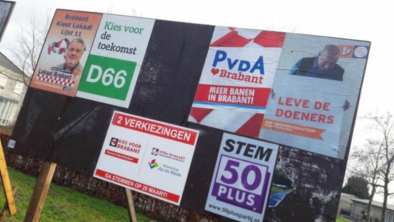Dtv houdt verkiezingsdebat Provinciale Staten in Uden