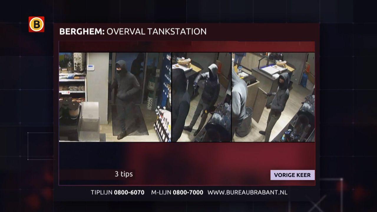 Politie ontvangt drie tips over overval op tankstation in Berghem