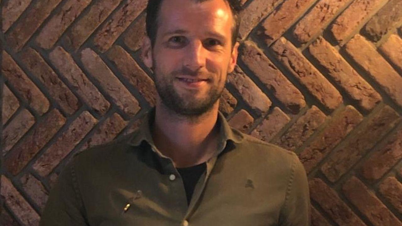 Camiel van Doorn ontvangt Gouden KNVB Speld