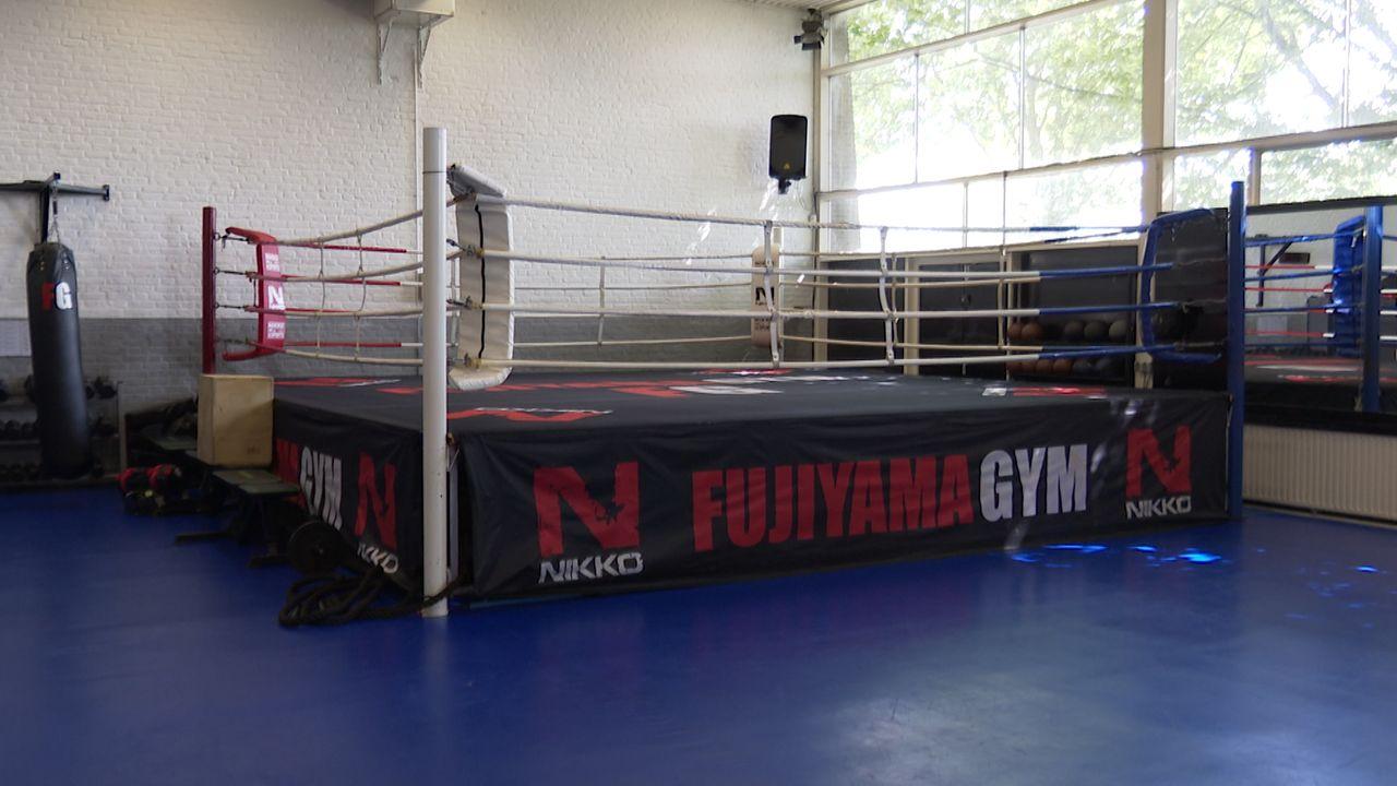 Gemeente helpt Bossche vechtsportvereniging Fujiyama Gym financieel