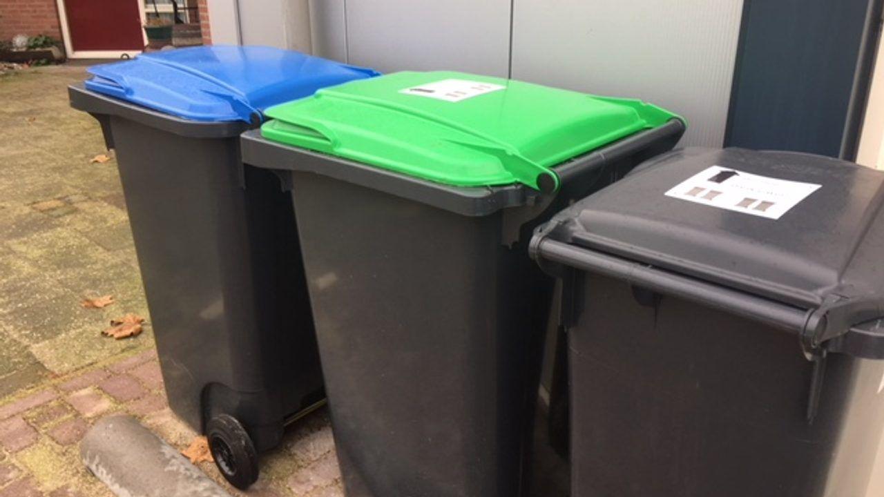 College Oss heeft nieuw beleid huishoudelijk afval klaar
