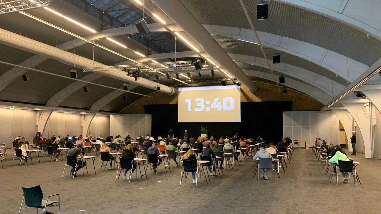 Bijzondere examenplek leerlingen Pierson College Den Bosch