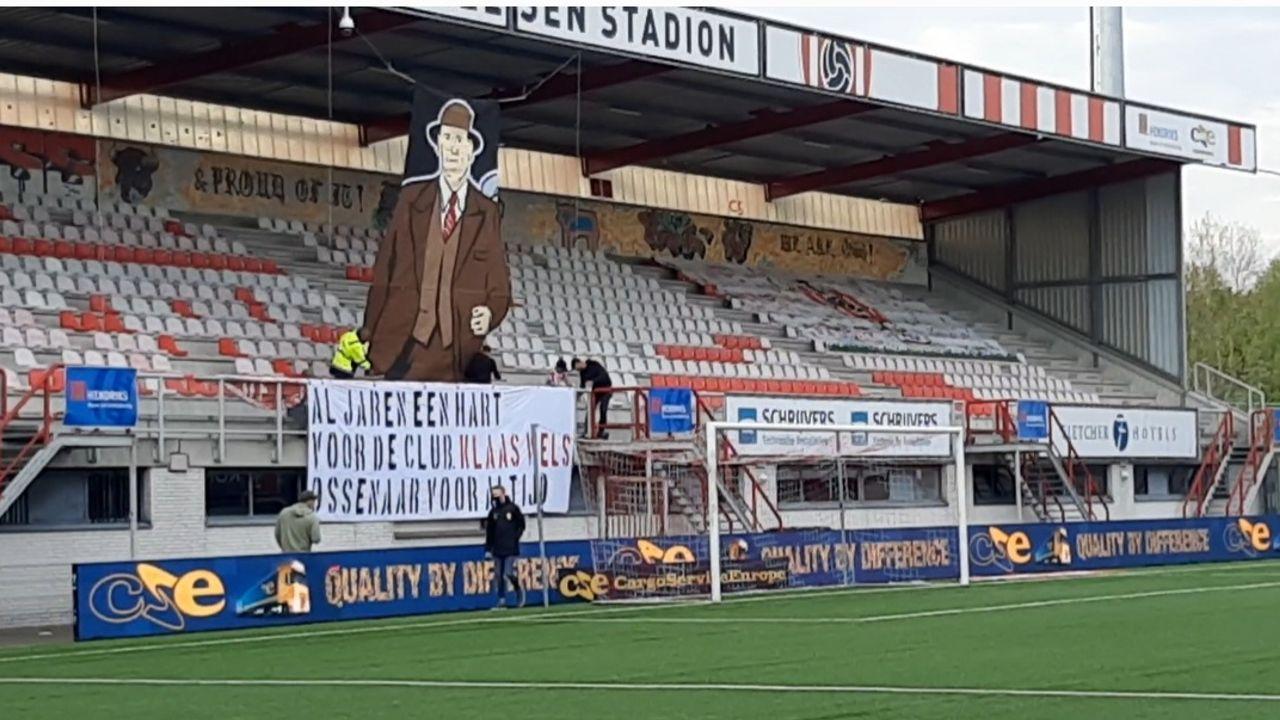 Klaas Wels neemt met overwinning afscheid van TOP Oss, tiende plaats behaald