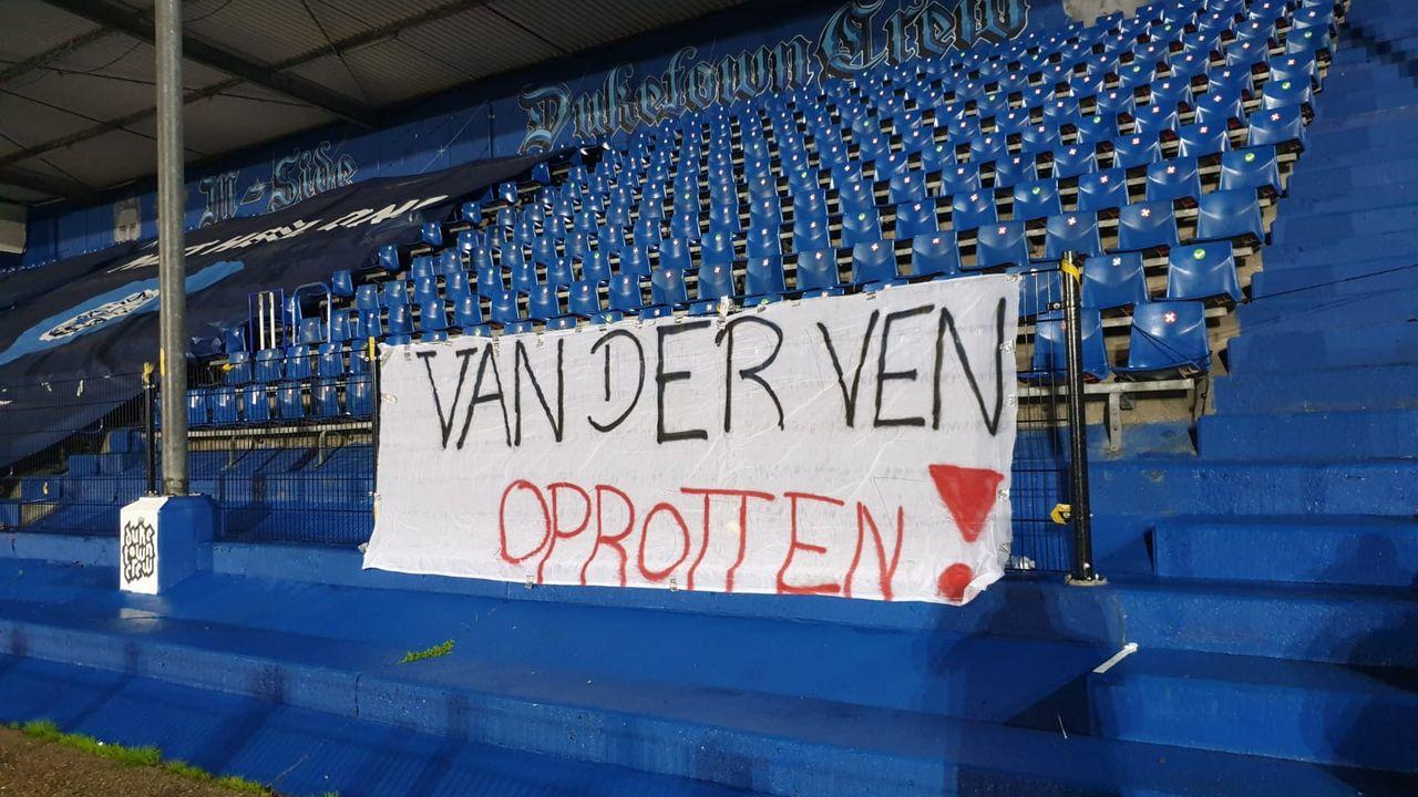 Ook tegen Jong AZ wil het niet lukken voor FC Den Bosch: 1-2