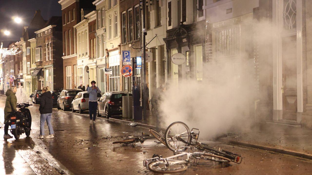 Opnieuw twee verdachten aangehouden voor rellen in Den Bosch