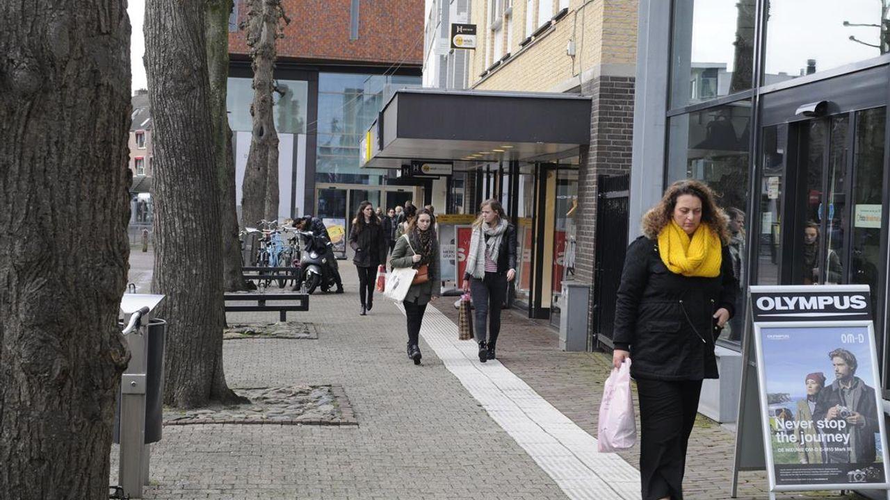 Eerder dan gepland, maar herinrichting Marktstraat Uden gestart