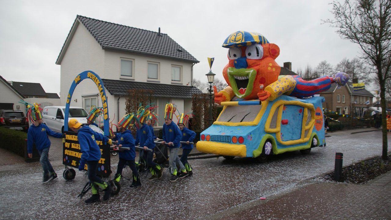 Nuland mag toch nog een zomers carnavalsfeestje gaan vieren