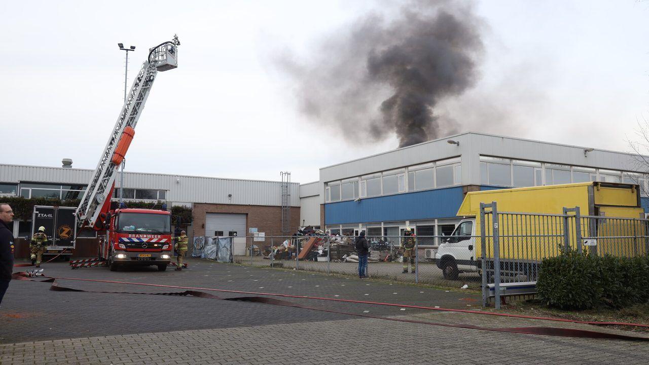Corona en brand betekenen einde voor Udens kringloopbedrijf De Banken