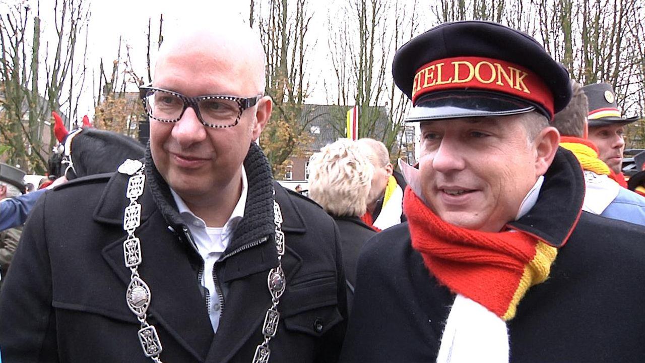 Burgemeester Mikkers ziet 'alternatieve 11-11' wel zitten