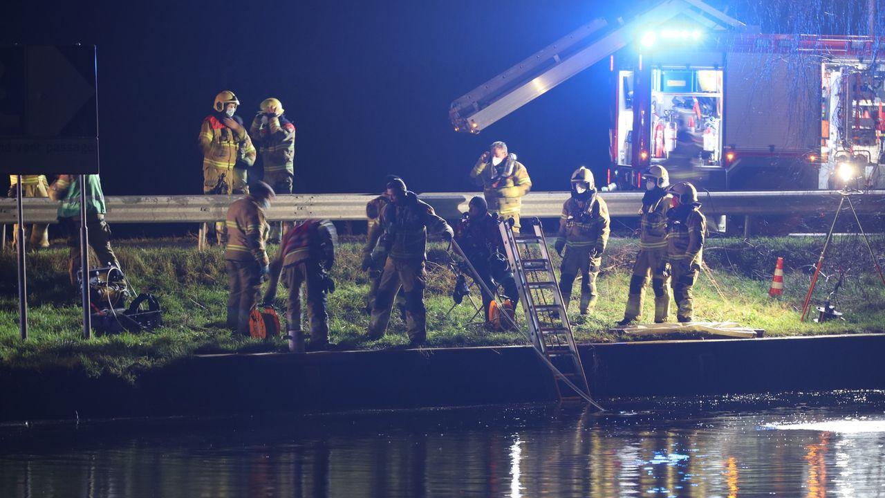 Vrouw die te water raakte in Zuid-Willemsvaart overleden
