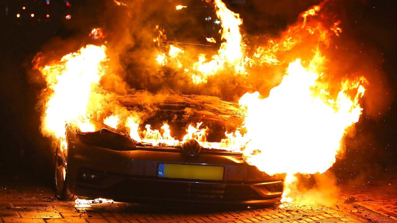 Bijna honderd autobranden in Oss: een reconstructie