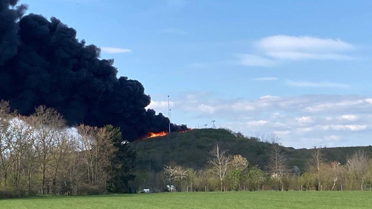 'Voor corona wordt steeds gewaarschuwd, bij de brand gebeurde er niets'