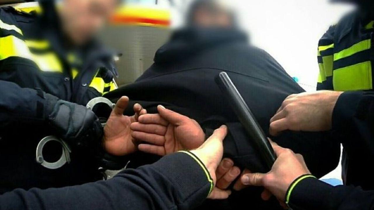 Man uit Den Bosch opgepakt bij politieactie Rotterdam