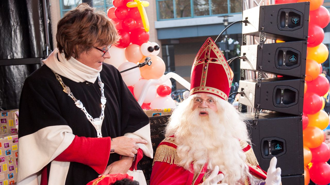 Gemeenten moeten nog beslissing nemen over Sint-intochten