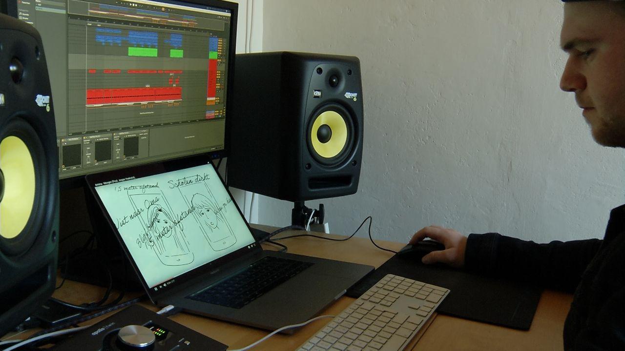 Osse producer scoort hit met coronalied 'Morgen'