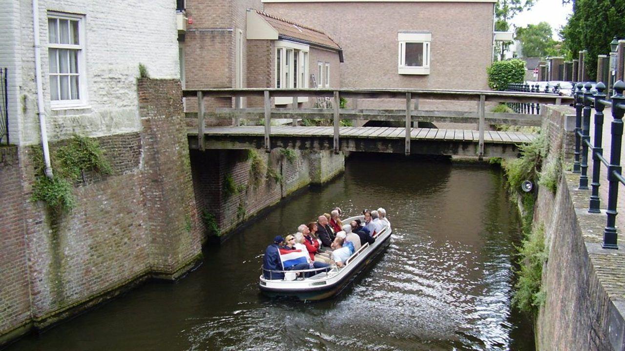 Drukte in Bossche binnenwateren: 'gebruikers steeds meer in elkaars vaarwater'