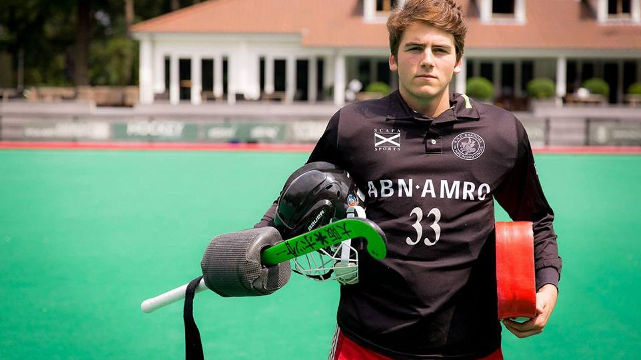 Belgisch hockeyinternational Loïc van Doren verlaat HC Den Bosch