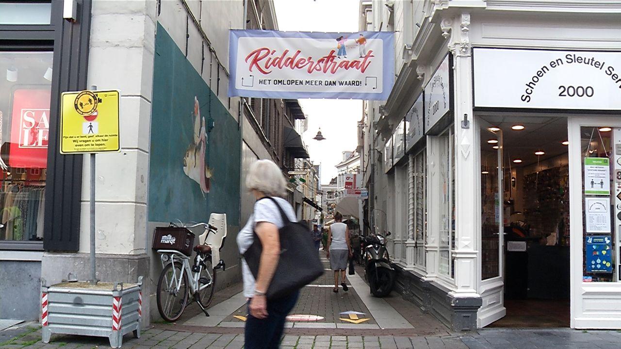 Ondernemers Den Bosch: ''Ridderstraat is het omlopen meer dan waard!''