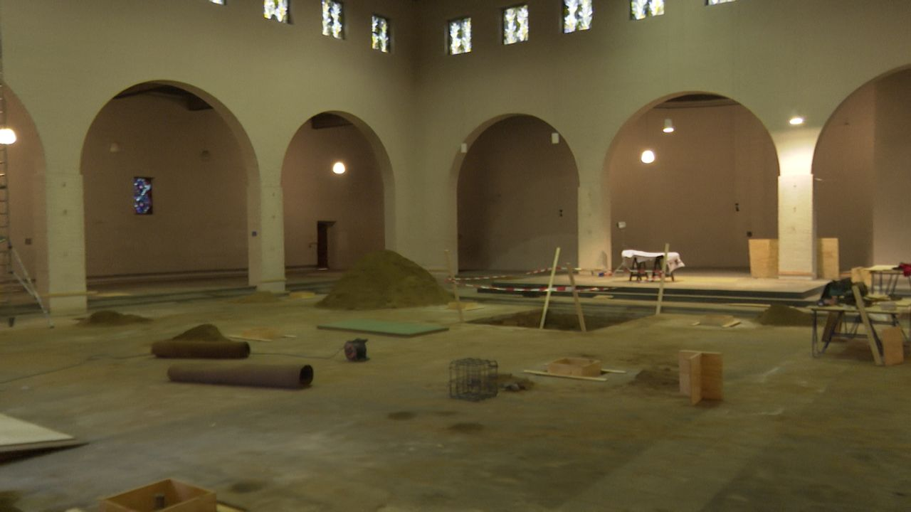 San Salvatorkerk populair onder zorgverleners, nog enkele plekken te vergeven