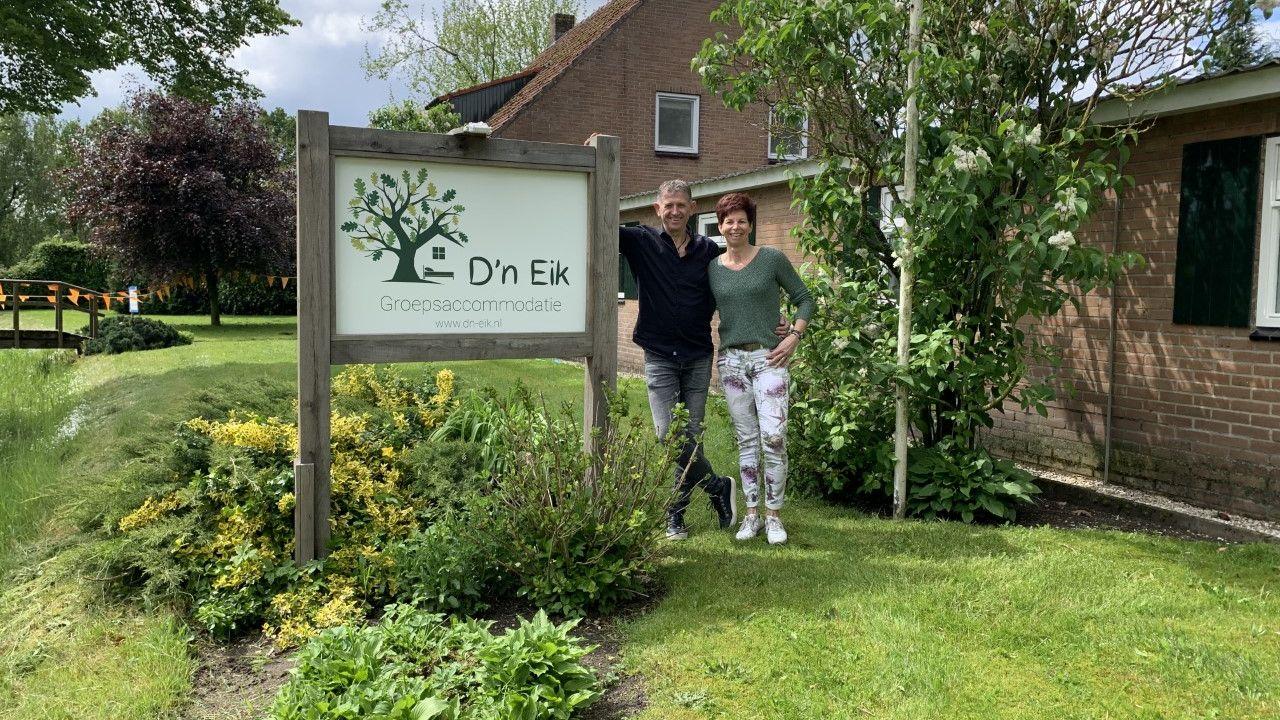 Na 22 jaar nieuwe eigenaren groepsaccommodatie D'n Eik in Uden