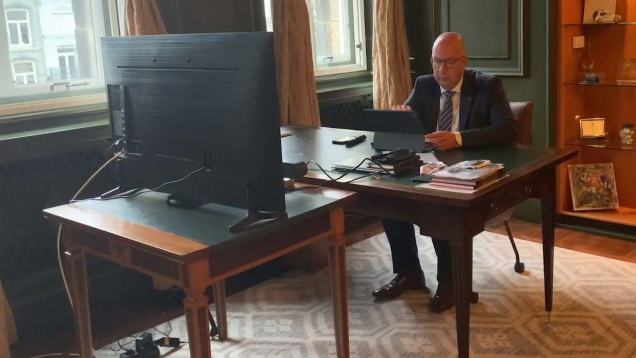 Burgemeester Mikkers in nieuwjaarstoespraak: 'Verlies dromen en voornemens niet uit het oog'