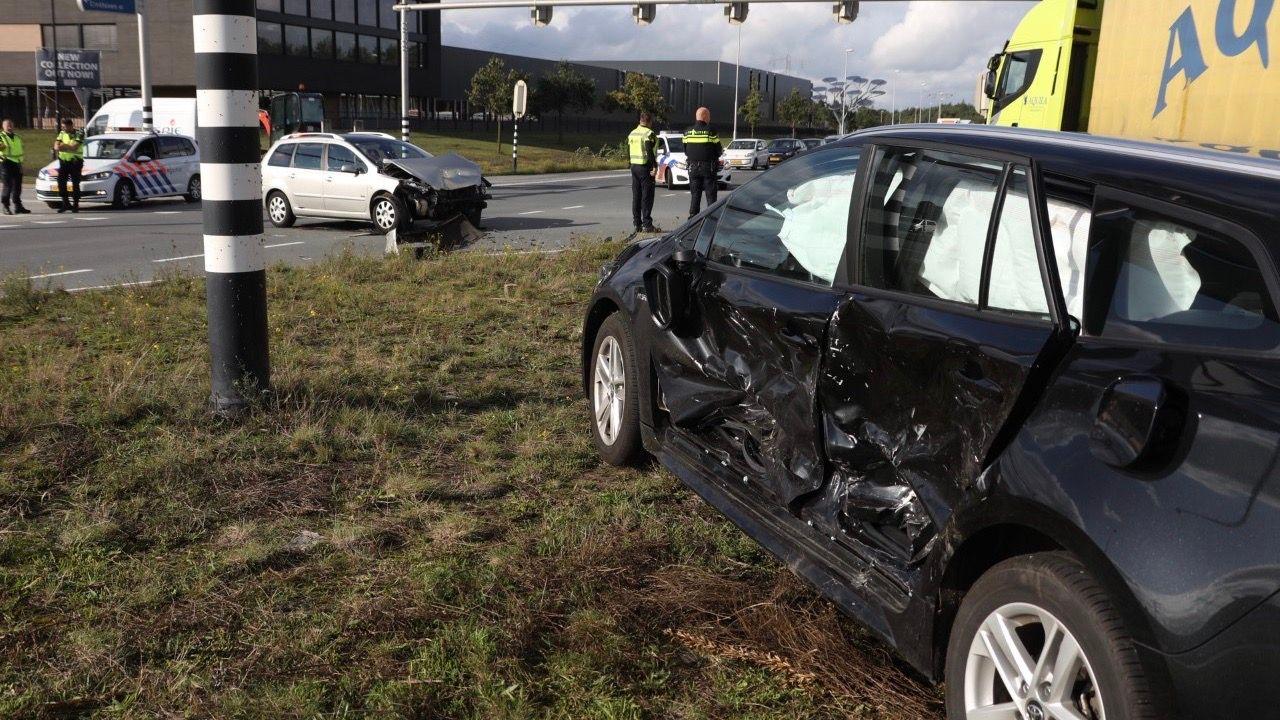 Gewonde en flinke verkeersoverlast door ongeval Vorstengrafdonk