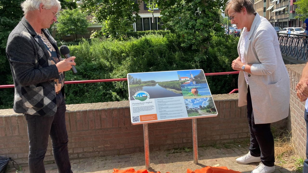 Meierijstad start met fluisterboot op rivier de Aa
