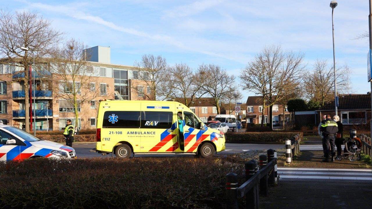 Oudere vrouw gewond bij ongeval in Den Bosch
