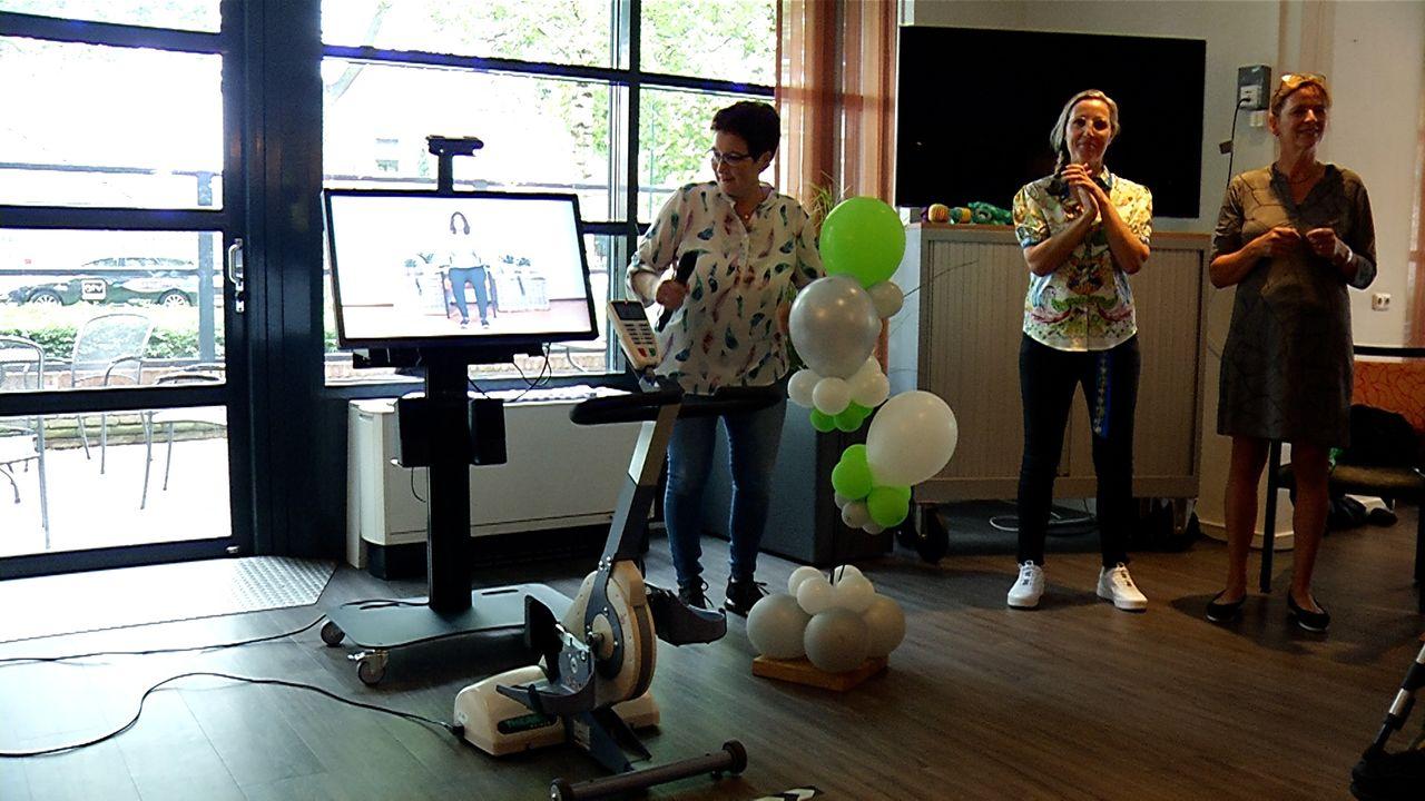 'Wii voor ouderen' beschikbaar voor bewoners Huize Heelwijk