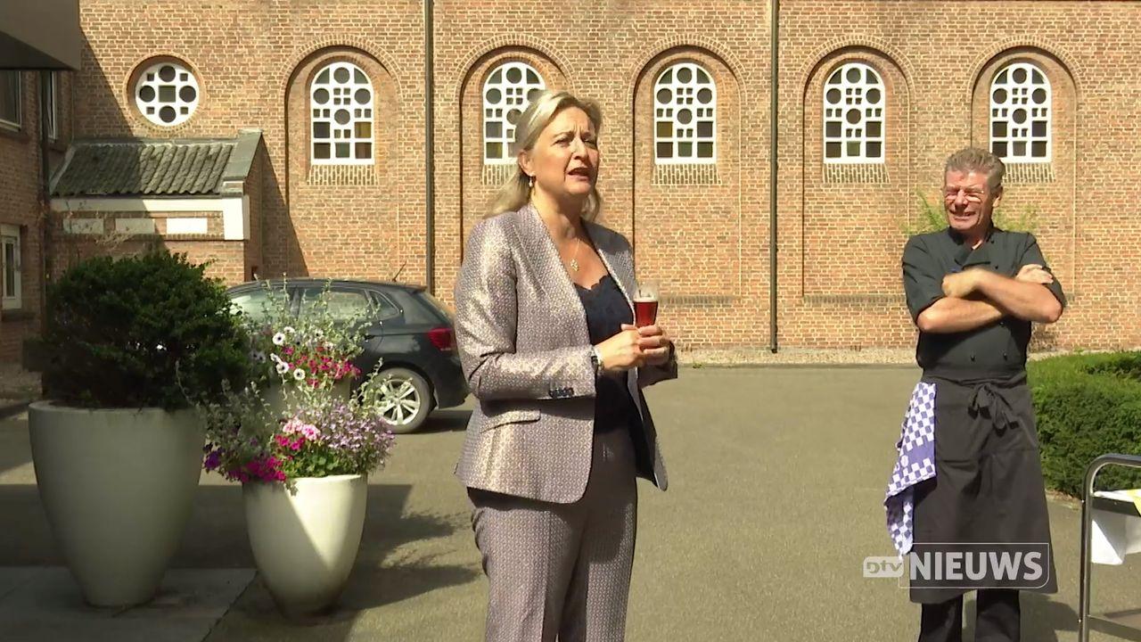 Oud-interim-directrice Sacha Ausems van Sint Jozefoord in Nuland voorgedragen als burgemeester Waalwijk
