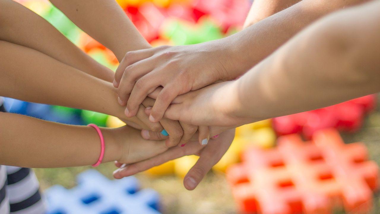 Club 'Piep-zei-de-Muis' voor kinderen met een lastige thuissituatie