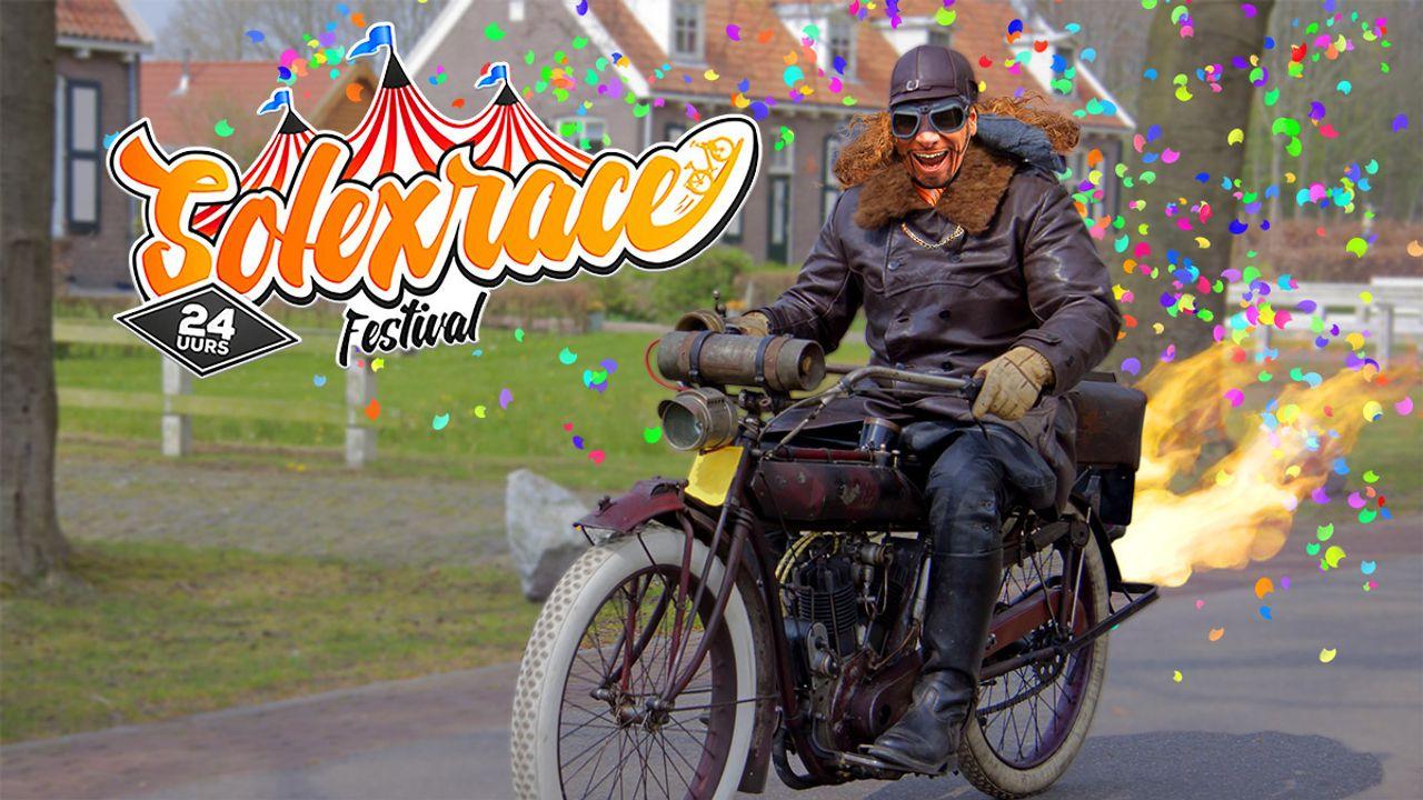 24-uurs Solexrace Festival met een jaar verschoven