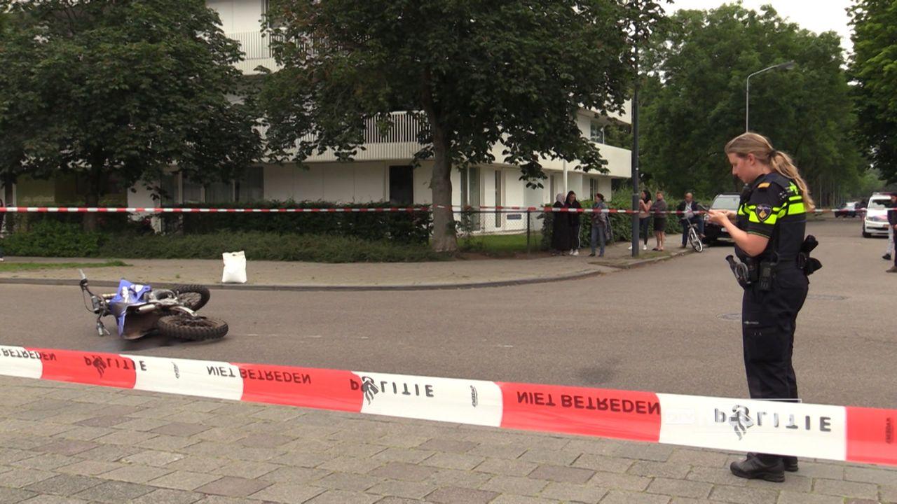 Slachtoffer motorongeluk Churchilllaan: 'Waar blijven de verkeersmaatregelen?'