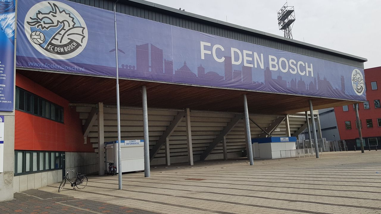 100 gratis seizoenkaarten FC Den Bosch als 'hart onder de riem'