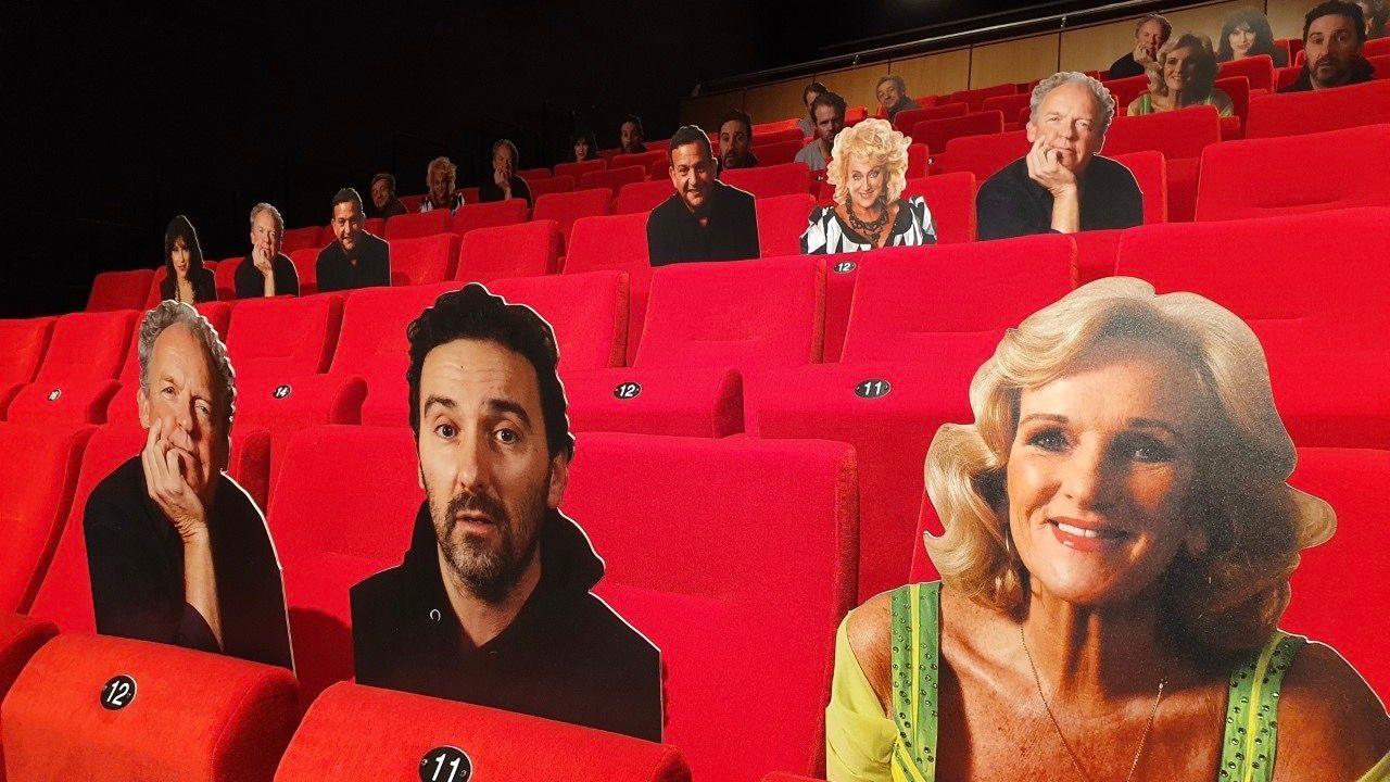 Zalen Lievekamp gevuld met bekende theatermakers