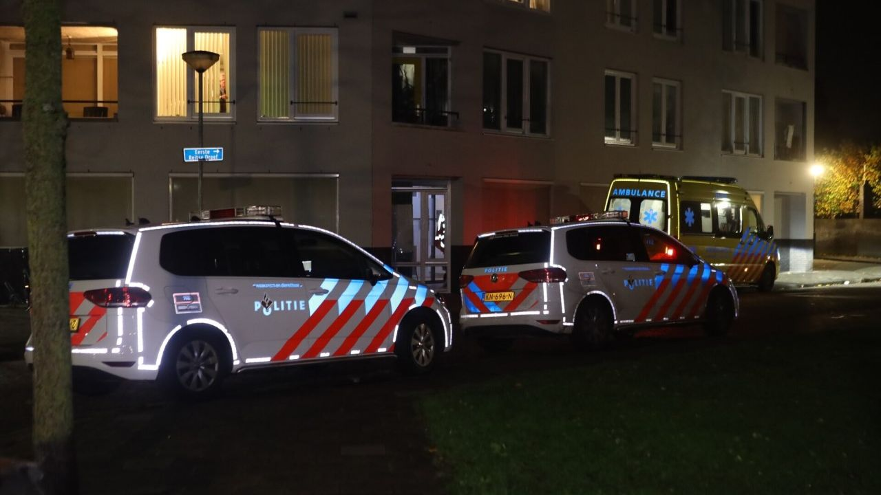 Man gewond bij steekpartij in Den Bosch