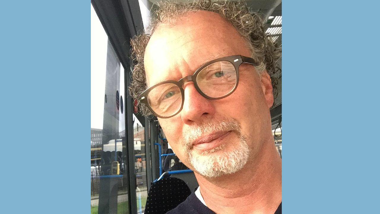 Bart (52) uit Den Bosch: 'In de bus heb ik het allermooiste uitzicht dat er is'