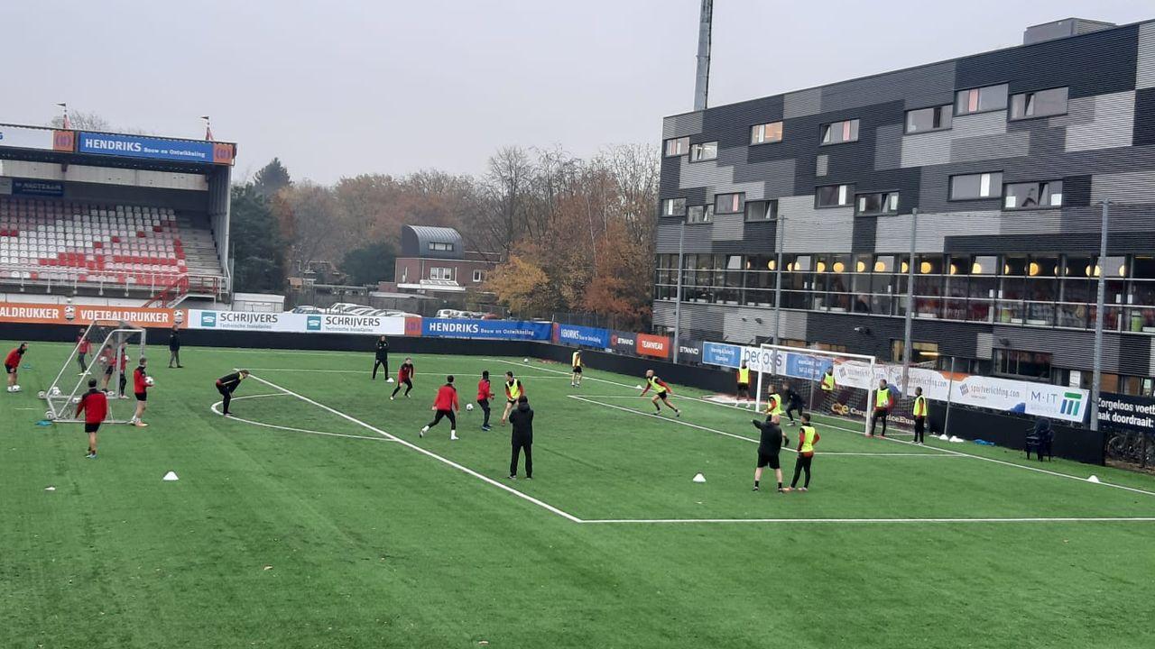 Gehavend TOP Oss ontvangt NAC Breda