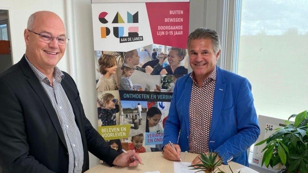 Bouwwerkzaamheden Campus aan de Lanen in Rosmalen beginnen in oktober