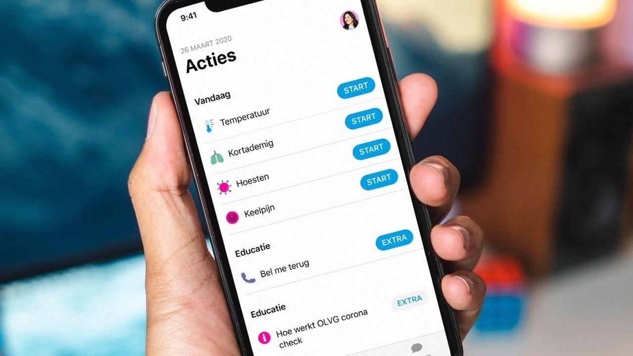 App voor coronacheck actief in regio Den Bosch